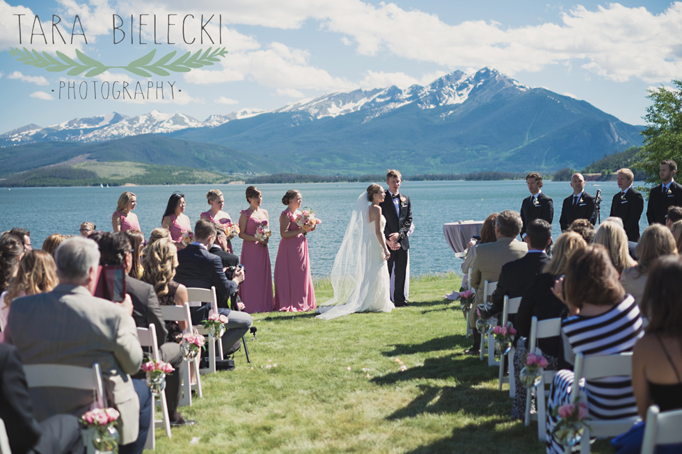 Wedding Colorado Mountain
